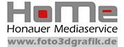 Logo Dirk Honauer Mediaservice www.foto3dgrafik.de